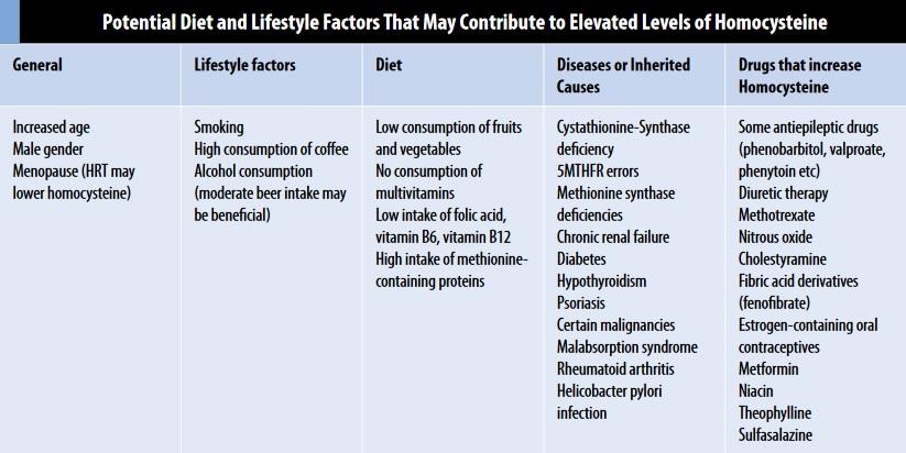 Methylation & HomocysteineTheir Vital Roles in Heart Health