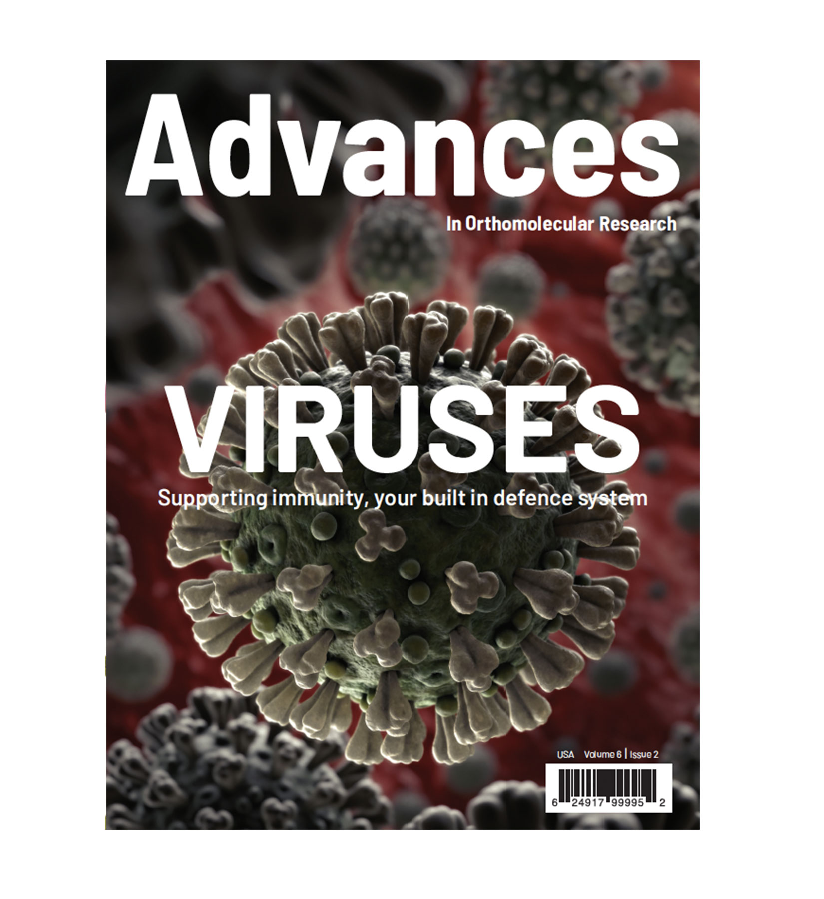 Viruses – Supporting immunity